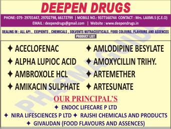 DEEPEN DRUGS